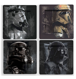 Star Wars Plates 4-Pack Villains