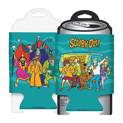 SCOOBY DOO Can Cooler