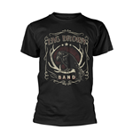 Zac Brown T-shirt Black Crow
