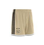 2018-2019 Ajax Adidas Away Shorts (Gold)