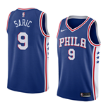 Men's Philadelphia 76ers Dario Saric Nike Icon Edition Replica Jersey