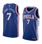 Men's Philadelphia 76ers Timothe Luwawu-Cabarrot Nike Icon Edition Replica Jersey