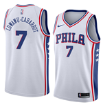 Men's Philadelphia 76ers Timothe Luwawu-Cabarrot Nike Association Edition Replica Jersey