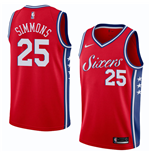 Men's Philadelphia 76ers Ben Simmons Nike Statement Edition Replica Jersey