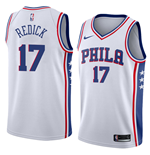 Men's Philadelphia 76ers J. J. Redick Nike Association Edition Replica Jersey