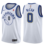 Men's Golden State Warriors Patrick Mccaw Nike Hardwood Classic Replica Jersey