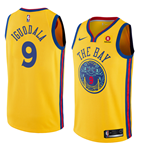 Men's Golden State Warriors Andre Iguodala Nike City Edition Replica Jersey