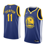 Men's Golden State Warriors Klay Thompson Nike Icon Edition Replica Jersey