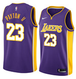 Men's Los Angeles Lakers Gary Payton II Nike Statement Edition Replica Jersey