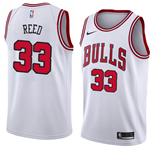 Men's Chicago Bulls Willie Reed Nike Statement Edition Replica Jersey