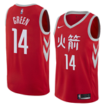 Men's Houston Rockets Gerald Green Nike City Edition Replica Jersey