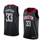 Men's Houston Rockets Ryan Anderson Nike Statement Edition Replica Jersey