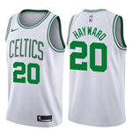 Men's Boston Celtics Gordon Hayward Nike Association Edition Replica Jersey