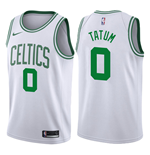 Men's Boston Celtics Jayson Tatum Nike Association Edition Replica Jersey