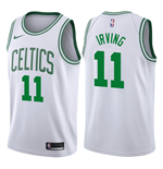 Men's Boston Celtics Kyrie Irving Nike Association Edition Replica Jersey