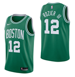 Men's Boston Celtics Terry Rozier Nike Icon Edition Replica Jersey