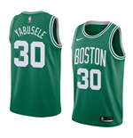 Men's Boston Celtics Guerschon Yabusele Nike Icon Edition Replica Jersey