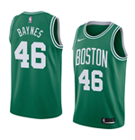 Men's Boston Celtics Aron Baynes Nike Icon Edition Replica Jersey