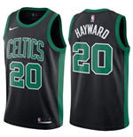 Men's Boston Celtics Gordon Hayward Nike Statement Edition Replica Jersey