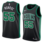 Men's Boston Celtics Greg Monroe Nike Statement Edition Replica Jersey