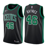 Men's Boston Celtics Aron Baynes Nike Statement Edition Replica Jersey