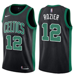 Men's Boston Celtics Terry Rozier Nike Statement Edition Replica Jersey
