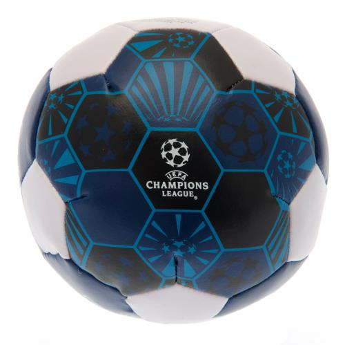 UEFA Champions League 4 inch Soft Ball