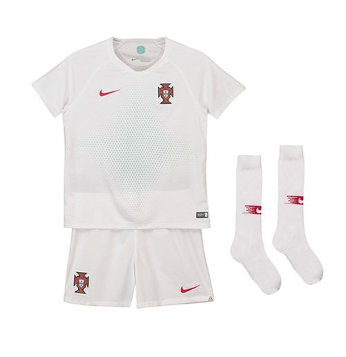 2018-2019 Portugal Away Nike Mini Kit