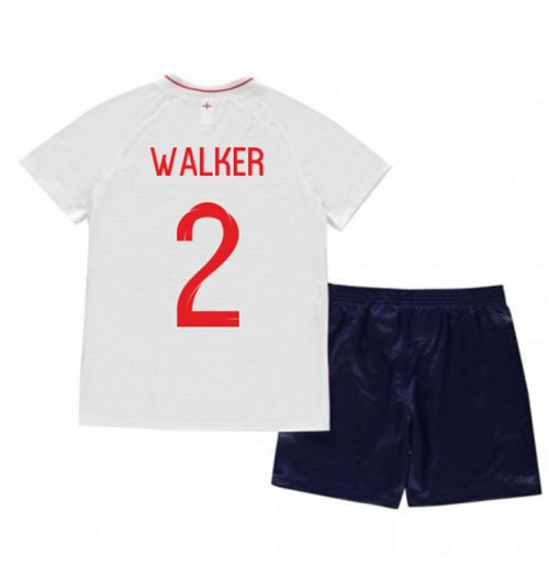 2018-2019 England Home Nike Mini Kit (Walker 2)