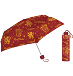 Harry Potter Folded Umbrella Gryffindor