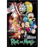 Rick and Morty Poster 298004