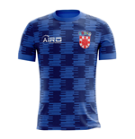 2018-2019 Croatia Away Concept Football Shirt