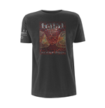 Tool T-shirt 10,000 Days (CHARCOAL)