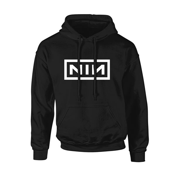 Nine Inch Nails Sweatshirt Classic White Logo
