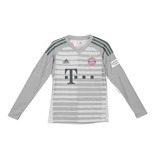 2018-2019 Bayern Munich Home Adidas Goalkeeper Shirt (Kids)