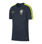 2018-2019 Brazil Nike Training Shirt (Armory Navy)