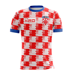 2018-2019 Croatia Home Concept Football Shirt