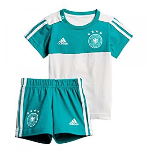 2018-2019 Germany Adidas 3S Summer Set (Infants)