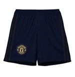 2018-2019 Man Utd Adidas Third Shorts (Kids)