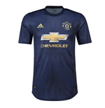 2018-2019 Man Utd Adidas Third Adi Zero Football Shirt