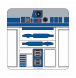 Star Wars Coaster R2-D2 Case (6)