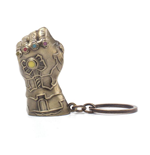 Avengers Infinity War Metal Keychain Thanos Fist 7 cm