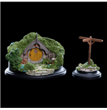 The Hobbit An Unexpected Journey Statue 5 Hill Lane 9 cm