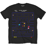 Pac-Man Men's Tee: Game Screen