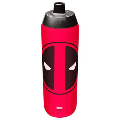 DEADPOOL 24oz BPA-Free Water Bottle