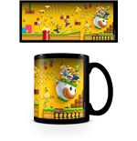 Super Mario Bros. Heat Changing Mug Gold Coin Rush