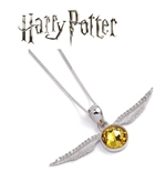 Harry Potter x Swarovksi Necklace & Charm Golden Snitch