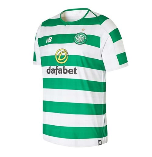 2018-2019 Celtic Home Football Shirt