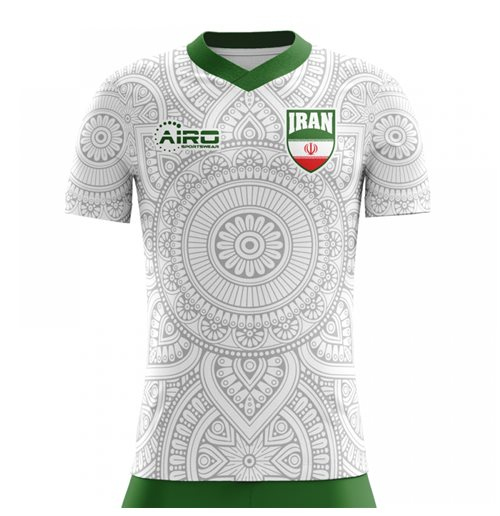 2018-2019 Iran Home Concept Football Shirt