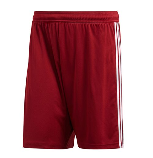 2018-2019 Mexico Away Adidas Football Shorts (Red)
